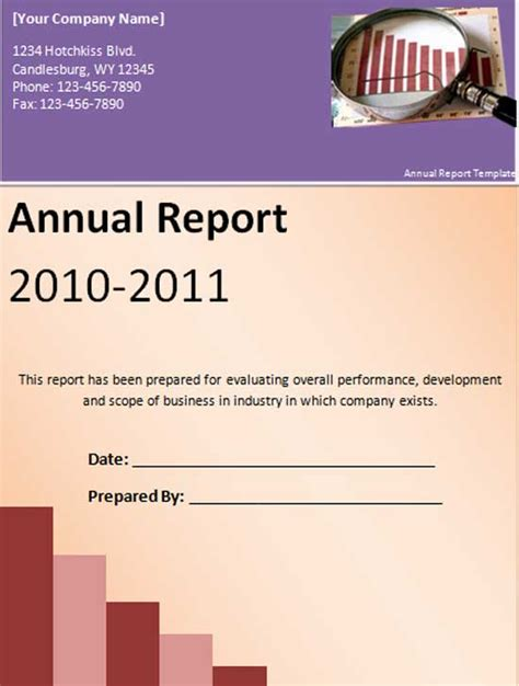 Legion Of Annual Report Template Annual Report Template E Commercewordpress