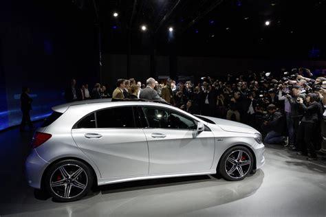 Mercedes A Class wallpapers   Auto Power Girl