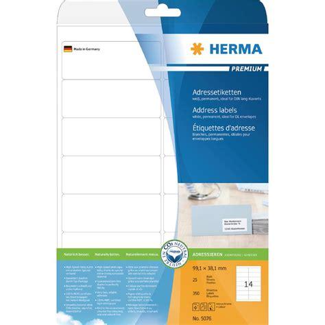 99 1 mm x 38 1 mm label template herma premium permanent self adhesive paper address label