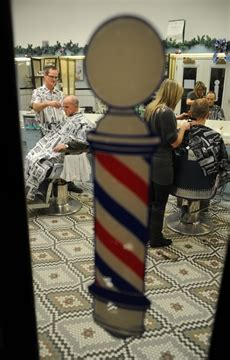 barber downtown kitchener barbers want to trim licensing rules therecord com