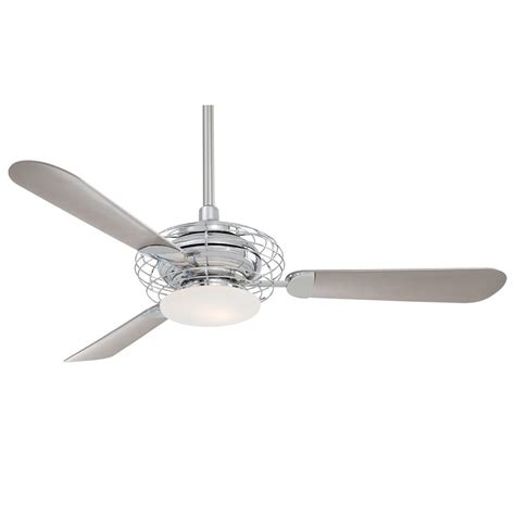 Caged Ceiling Fan by F601 Pn Minka Aire Acero Ceiling Fan 52 Inch Caged Motor
