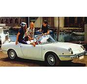 Interesting Collector Cars For Less Than $50k USD Fiat 850