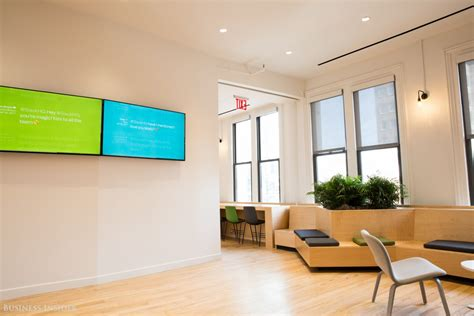 office picture slack new york office tour business insider
