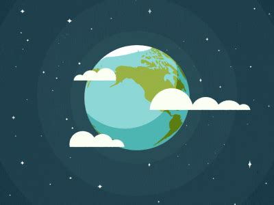 flat earth color flat earth 創藝 earth animation and