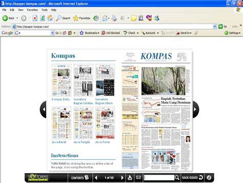 Koran Kompas Bekas 1 301 moved permanently
