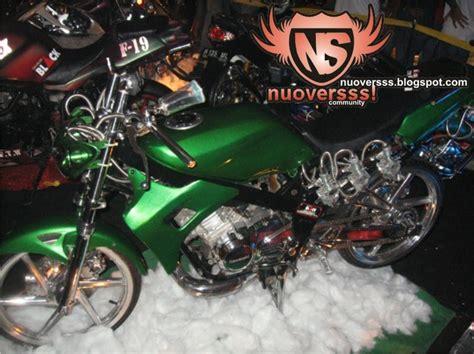 Lu Hid Motor Yamaha Xeon sparepart motor modification custom drag modif mega pro