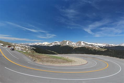 road track and trail trail ridge road scenic drive drive the nation