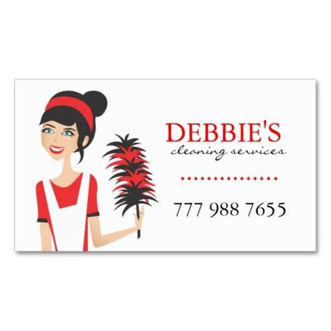 house cleaning business cards templates free 196 best images about services business cards on