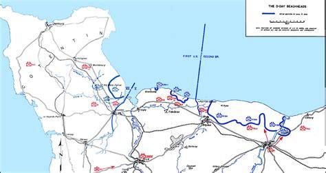 omaha usa map hyperwar american forces in omaha beachhead 6