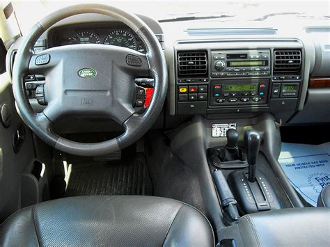 land rover discovery dashboard 1999 land rover discovery dashboard classic cars today