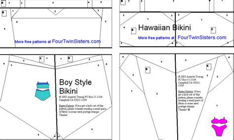 grosgrain 14 free swimsuit patterns