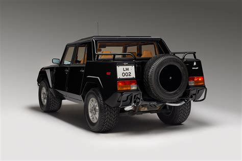 first lamborghini truck 1986 1993 lamborghini lm002 luxury suv review