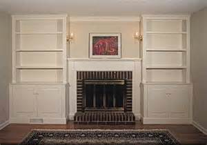 Built In Bookshelves Around Fireplace Fireplace Built Ins In Pa De