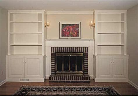 fireplace built ins in pa de