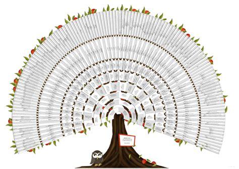 modele arbre genealogique gratuit 10 niveaux faites imprimer votre arbre g 233 n 233 alogique circulaire cdip