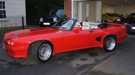 jaguar lister for sale 1989 jaguar xjs lister convertible for sale