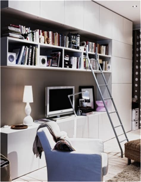 ikea besta ideas ikea besta i support any furniture with a built in ladder decorating tips tvs