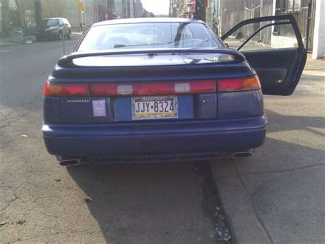 subaru svx blue find used subaru svx 1995 jet blue in philadelphia