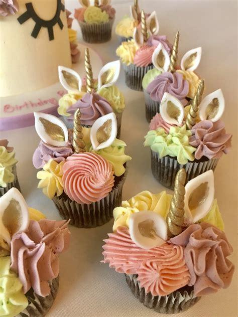 unicorn cup cakes anns designer cakes