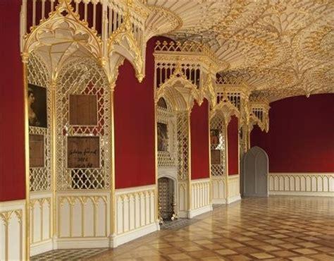 Strawberry Hill Interior by Interior Strawberry Hill Castle