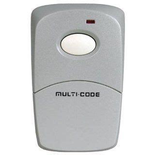solid state 512 garage door opener remote 139