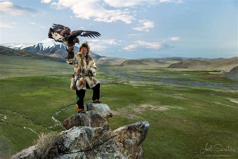 mongolia interna mongolia eagle hunters and summer migration joel