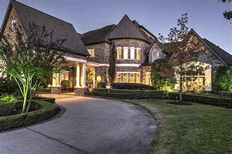 5 most expensive homes for sale in the woodlands the