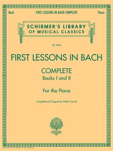 1423421922 first lessons in bach complete read online first lessons in bach complete for the