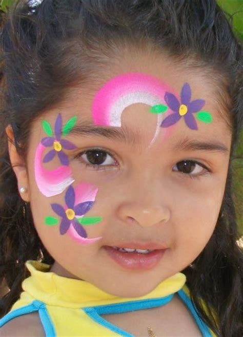 fotos de uñas pintadas lisas im 225 genes de caras pintadas infantiles im 225 genes infantiles