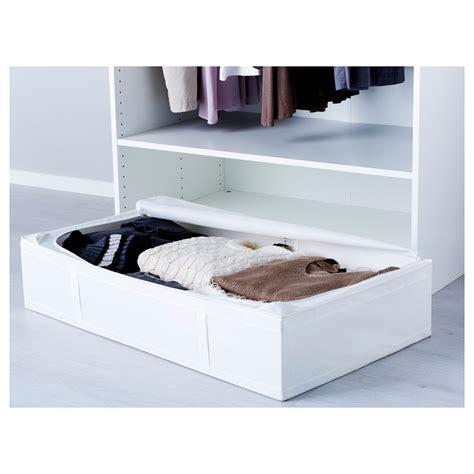 ikea skubb skubb storage case white 93x55x19 cm ikea