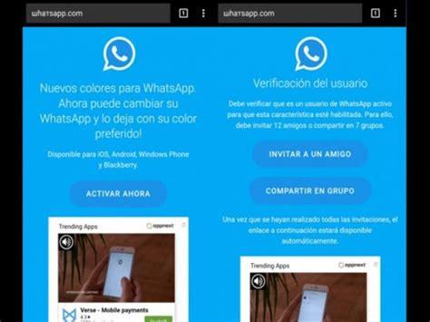 imagenes whatsapp no lo abras whatsapp 191 te lleg 243 este mensaje no lo abras es la nueva