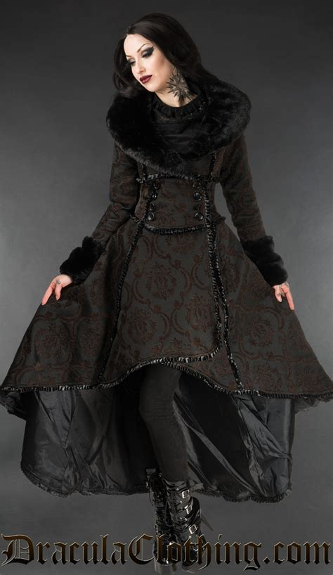 Dress Hoodie Fashion steunk evil coat