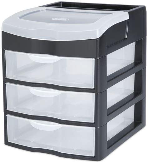 sterilite 3 drawer organizer dimensions flipkart sterilite sterilite 3 compartments plastic