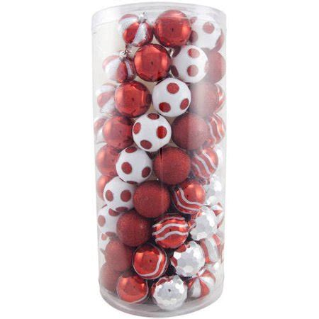 time traditional shatterproof ornaments set of 101 walmart