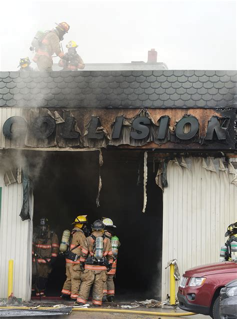Auto Business News by Fire Damages Wesleyville Auto Business News Goerie