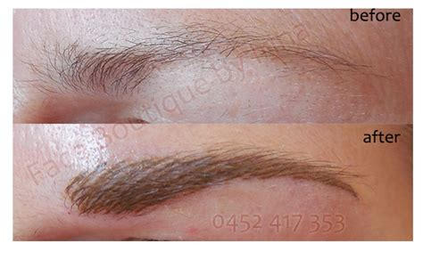 cosmetic tattoo eyebrows richmond va face boutique by irina cosmetic medicine services