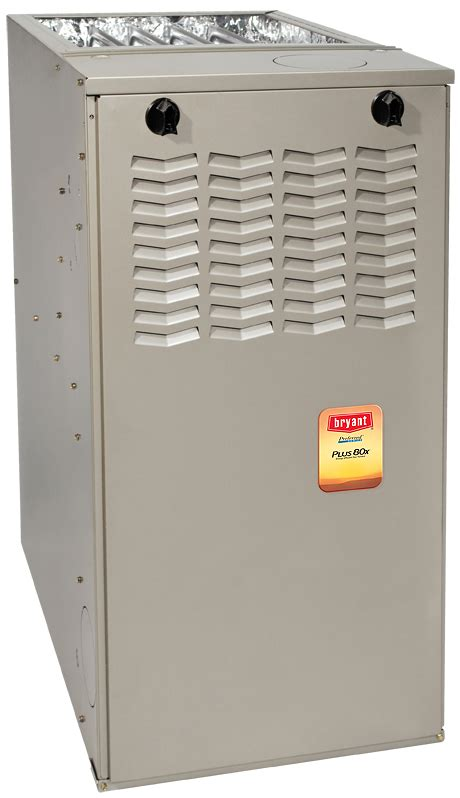 Comfort Plus Air Conditioning by 45 000 Btu 80 Afue Bryant Gas Furnace 313aav024045 Ebay