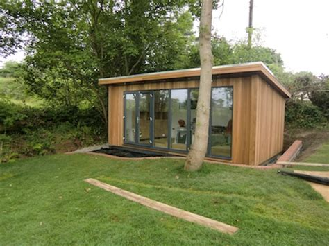 Garden Home Office Design Garden Office Buildings Green Studios