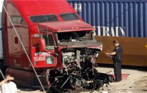 truck driver injured as semi collides with in topeka kansas truck lawyer news