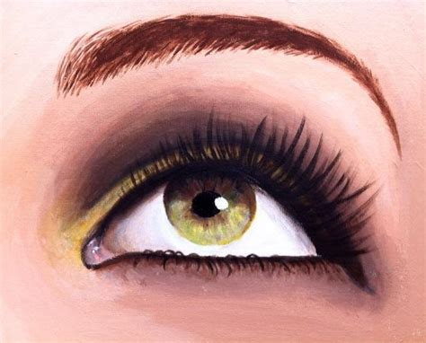 acrylic painting eye eye painted in acrylic by kelseypaigel on deviantart