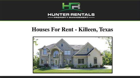 houses for rent in killeen houses for rent killeen texas authorstream