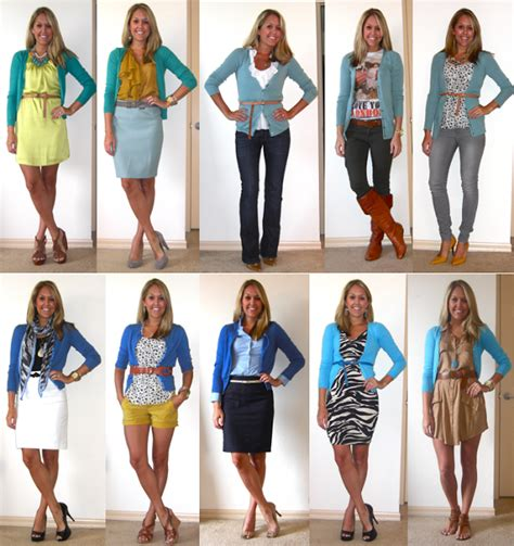 how a woman should dress on a friday night at fifty flashback friday colorful cardigans j s everyday fashion