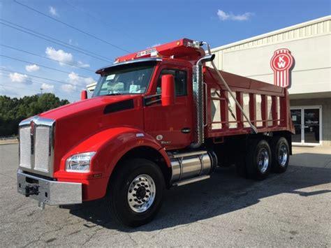 kenworth trucks 2017 2017 kenworth t880 dump trucks in for sale used