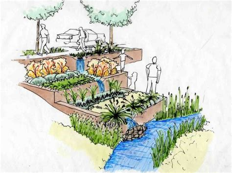 landscape drawing ideas 25 best ideas about landscape architecture drawing on