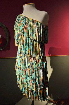 vestido con material reciclado 1000 images about disfraces con material reciclado on