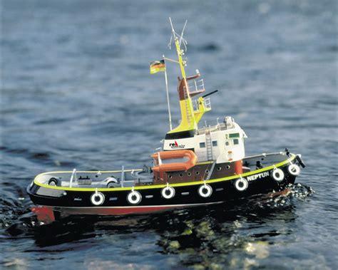 tug boat rc models neptune tug boat including fittings 1 50 scale krick robbe