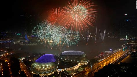 new year 2018 celebration near me revelers around the globe ring in 2018 amid heightened
