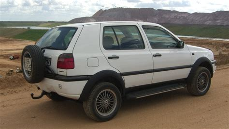 Volkswagen Is From Which Country by Volkswagen Golf Country Country Syncro Drive2