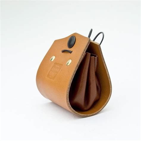 Punyus Coin Pouch Card Pouch leather coin pouch wallet by johny co