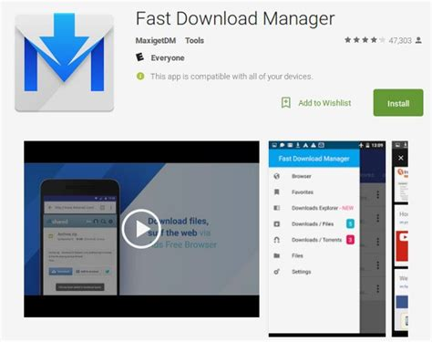 fast downloader for android 4 of the best managers for android make tech easier